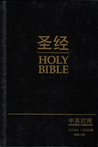 中 英文 对照 圣经 niv 新 国际 版
